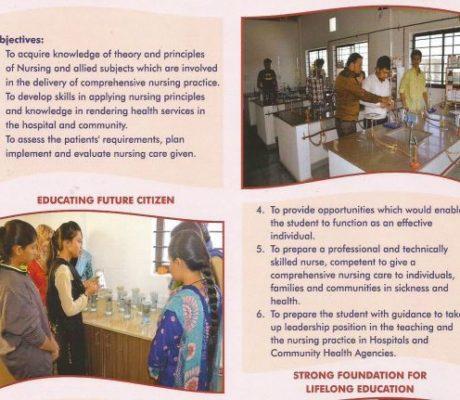 Navaneetham College of Nursing bangalore