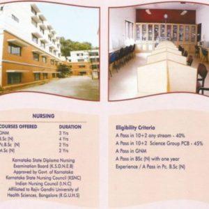 Navaneetham College of Nursing karnataka