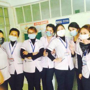 prince college of nursing bangalore students